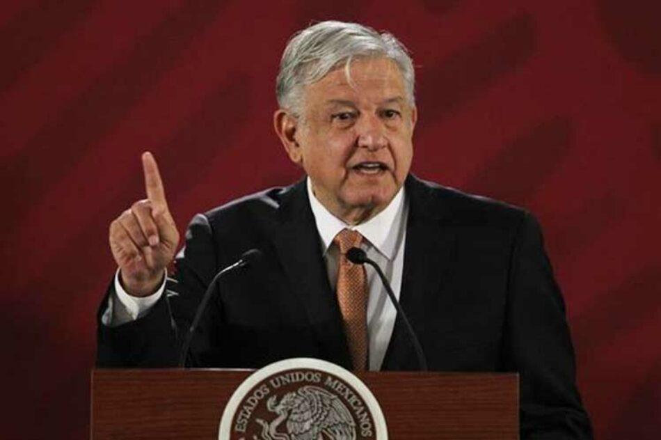 López Obrador plantea la sustitución de la OEA por un organismo supranacional sin intromisiones