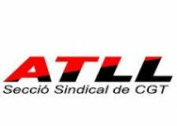 Comunicat de la Secció Sindical de CGT ATLL