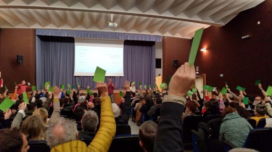 EQUO VERDES decidirá este viernes en asamblea si participará definitivamente en Adelante Sevilla