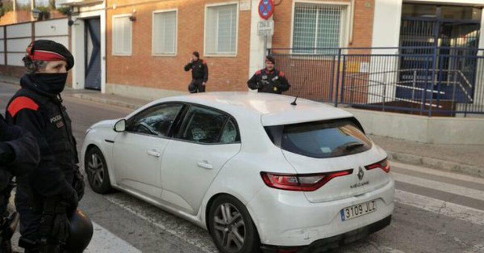 """Catalunya en Comú Podem mostra el seu """"rebuig contundent"""" a l'operatiu policial """"desproporcionat"""" a Girona"""