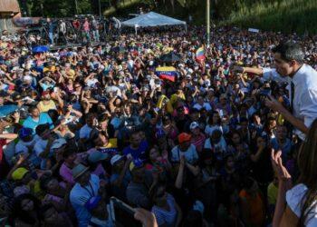 Guarimbas y cabildos abiertos en el oeste de Caracas: una conexión insurreccional