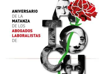 Homenaje a los abogados de Atocha: 27 de enero