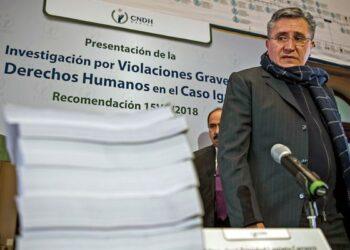 México. Indigna a familiares recomendación de CNDH en caso Ayotzinapa