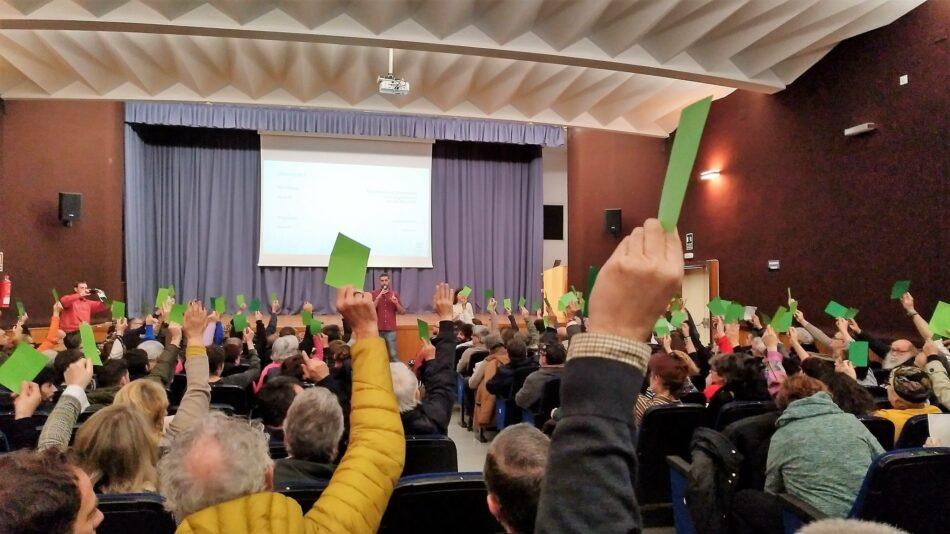 Adelante Sevilla, el nombre de la confluencia municipalista para las elecciones de mayo