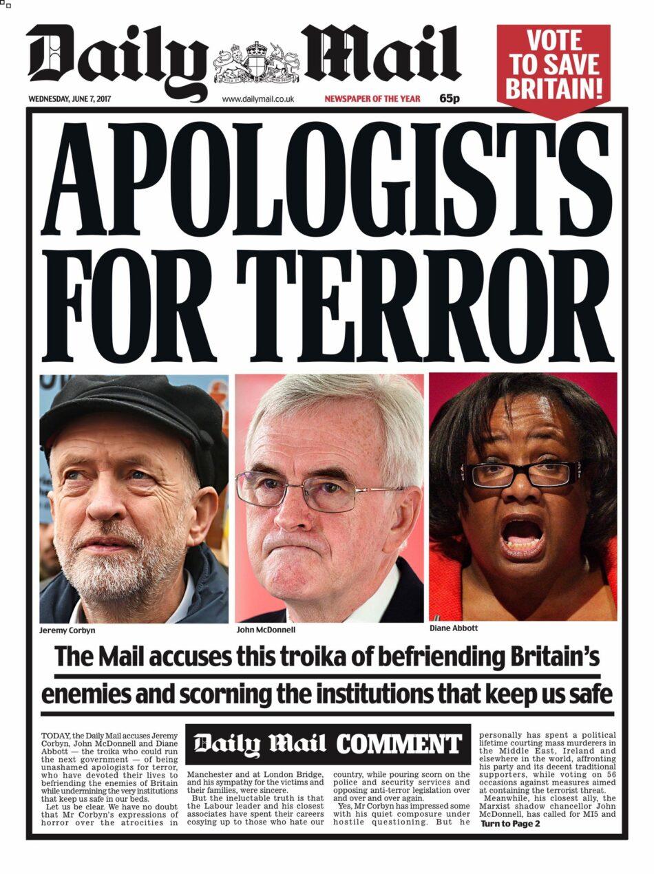 Piden la regulación de la prensa británica