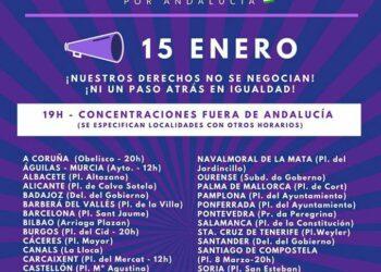 La Federación de Sindicatos de Periodistas (FeSP) apoya las movilizaciones feministas del 15 de enero