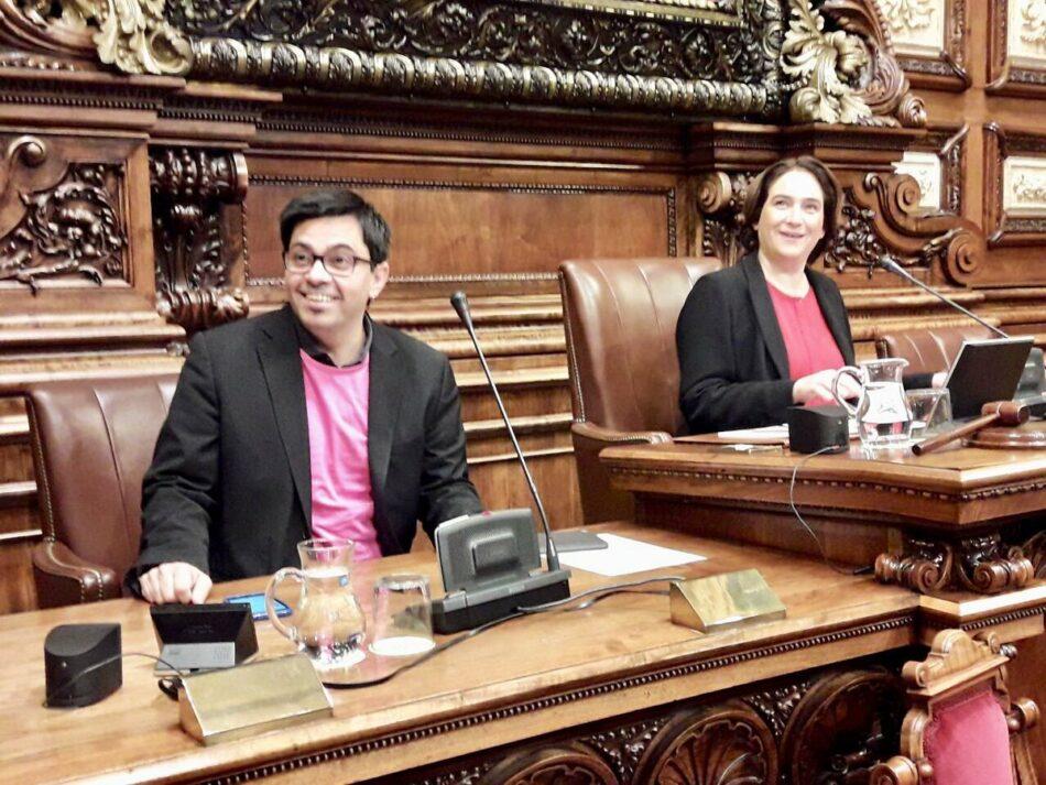 Barcelona es la primera ciudad del Estado con dentistas municipales