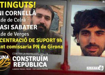 Arbitrariedad y persecución política: detenciones irregulares a militantes de la izquierda independentista