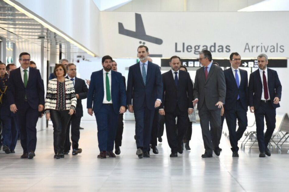 Alternativa Sindical AENA ENAIRE [ASAE] demanda a AENA, concesionaria del Aeropuerto Internacional Región de Murcia (AIRM)