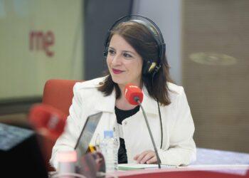 RNE: «A usted le gustaría tener en sus filas a Íñigo Errejón?»… Adriana Lastra: «en este partido las puertas están abiertas»
