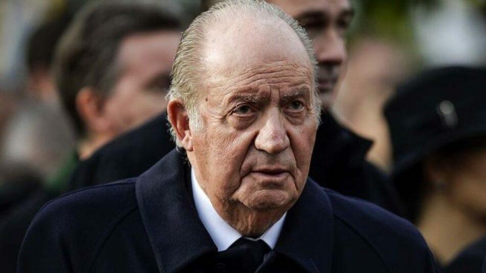 El Supremo impone a IU y al PCE una fianza de 12.000 euros para poder ejercer la acción popular en la querella contra Juan Carlos de Borbón y otras siete personas