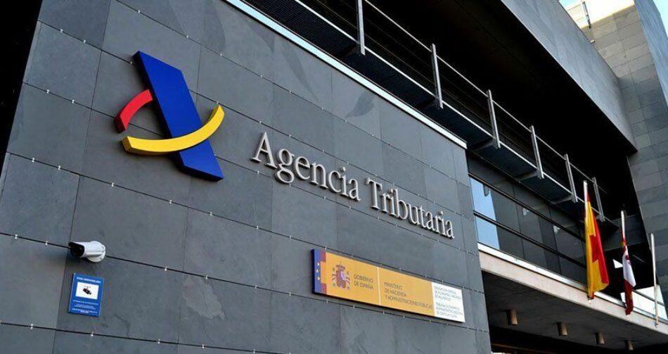 Alberto Garzón reclama al Gobierno que explique cómo piensa cumplir el Plan de Control Tributario mientras en la Agencia Tributaria faltan más de 25.000 empleos para luchar contra el fraude