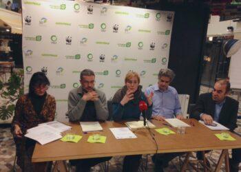 Organizaciones ecologistas piden al Gobierno de Sánchez una profunda reforma fiscal para integrar criterios de ecofiscalidad
