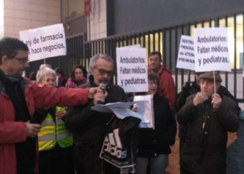 «Nos movemos en defensa de la Atención Primaria», la FRAVM llama a concentrarse ante todos los centros de la salud de la Comunidad de Madrid