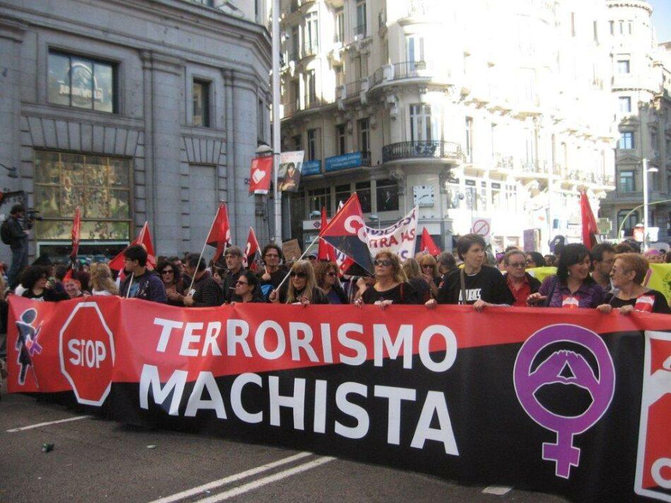CGT apoya las movilizaciones feministas del 15 enero ante los ataques de la extrema derecha