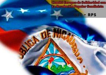 Comunicado de solidaridad con Venezuela y su presidente legítimo Nicolás Maduro