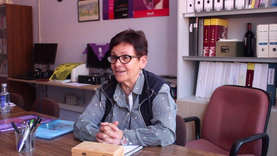 IUCyL se solidariza con la activista Nina Infante y solicita la derogación de la Ley Mordaza
