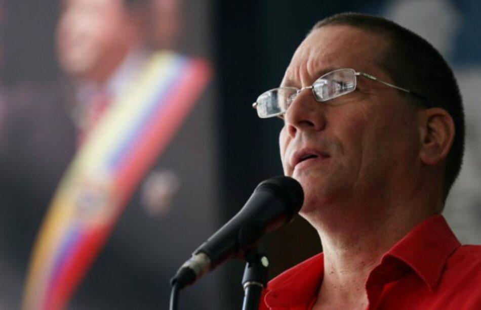 """Jesús Faria: """"El ataque imperialista a la economía venezolana"""""""