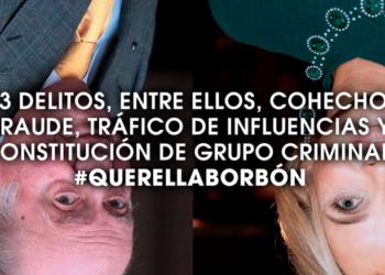 Los impulsores de la querella contra el Juan Carlos de Borbón abren un proyecto en «Goteo» para afrontar la fianza de 12 mil euros impuesta por el TS