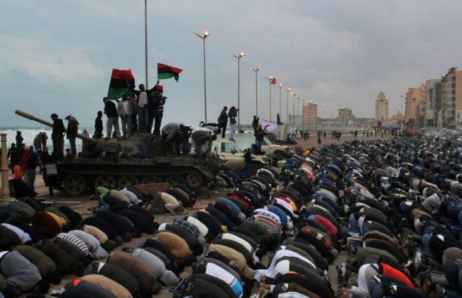 La ratonera libia
