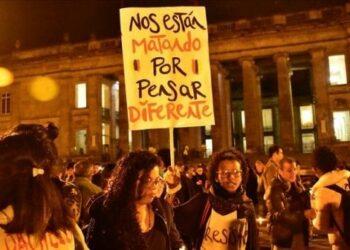 Más de 170 líderes sociales asesinados en Colombia durante 2018