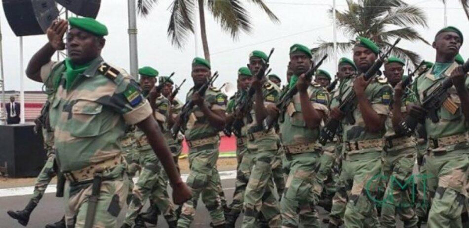 Golpe de estado en Gabón