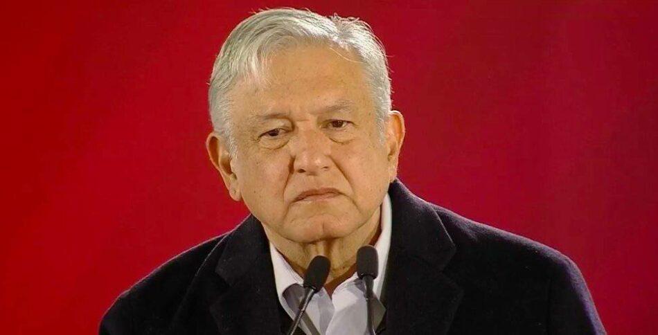 López Obrador promete total transparencia en la investigación de la tragedia del oleoducto de Tlalhuelilpan