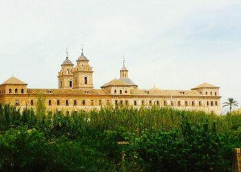 Cambiemos Murcia denuncia nuevamente el daño al Monasterio de los Jerónimos por las obras de la UCAM