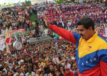 No le fallemos a Venezuela y su Revolución