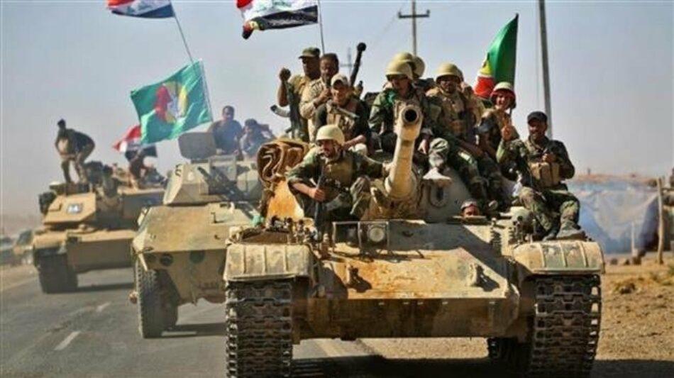 El Hashid al Shaabi prepara una gran ofensiva contra el Daesh en el este de Siria