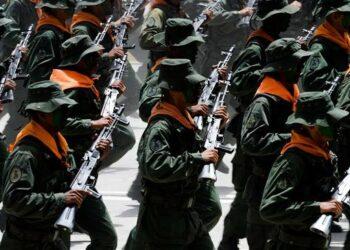 Ejército venezolano llevará a cabo maniobras. Venezuela cuenta con una milicia de dos millones de ciudadanos armados