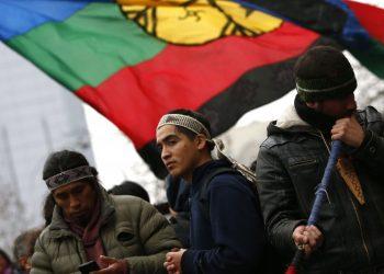 Hallado el cuerpo de un líder mapuche asesinado en Chile