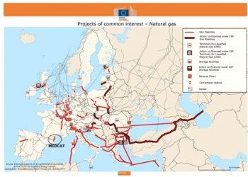 La Comisión Nacional de los Mercados y la Competencia (CNMC) tiene en su mano paralizar el gasoducto MidCat