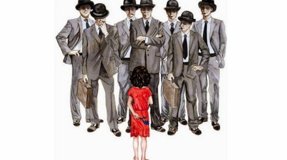Precariedad laboral, o cómo nos roban el tiempo los hombres grises
