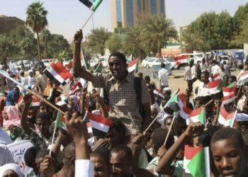 PCE: «Solidaridad con el levantamiento popular en Sudán: ¡basta de represión!»