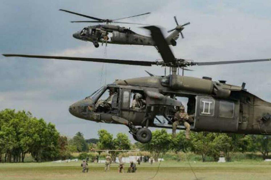 Confirman sospechosa presencia militar estadounidense en Panamá