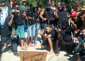 Narcos brasileños amenazan con matar a Jair Bolsonaro