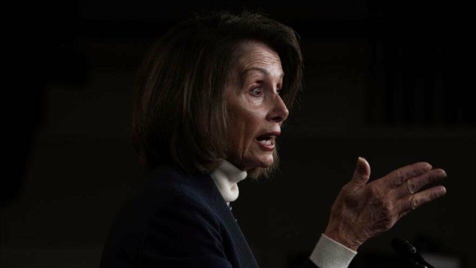 Nancy Pelosi cancela viaje a Afganistán tras revelación de Trump