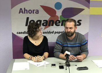 Leganemos propone mayor inversión desde el Ayuntamiento para generar empleo de calidad en Leganés