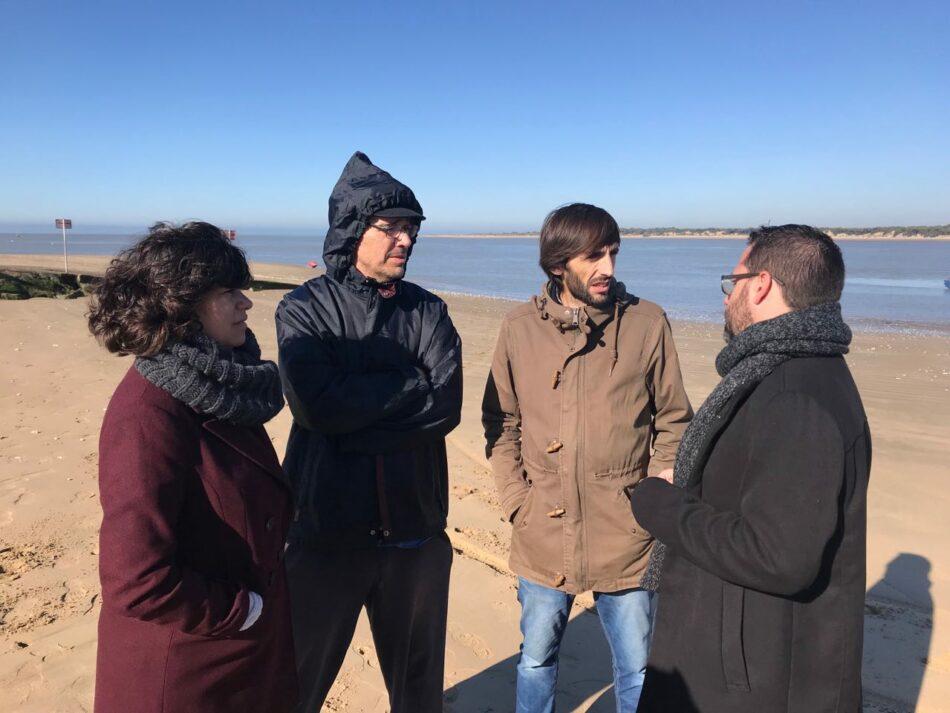 Adelante Andalucía pide al Gobierno que aclare qué medidas adoptará para proteger Doñana