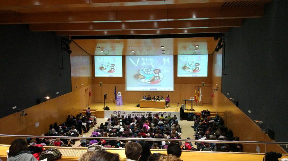 La Comisión Estatal 8M extiende las acciones más allá del día de la huelga feminista