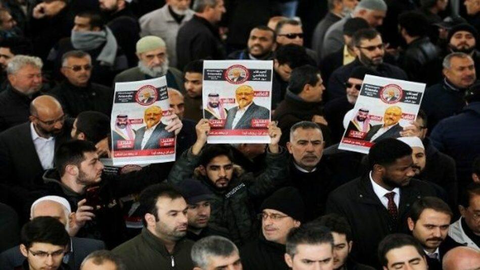 Piden pena de muerte para 5 acusados de asesinar a Khashoggi