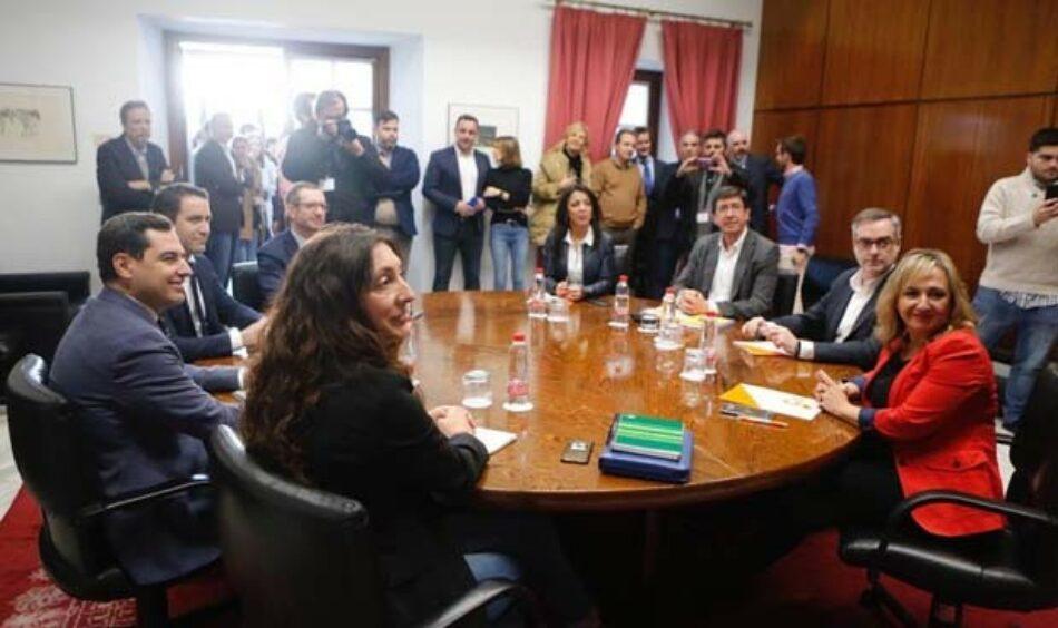 EQUO reclama a PP y C's no despreciar la vida y seguridad de las mujeres por el acuerdo con VOX