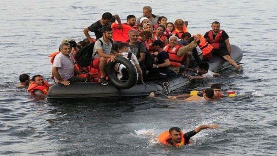 Más de 110 refugiad@s están desaparecid@s en el Mediterráneo