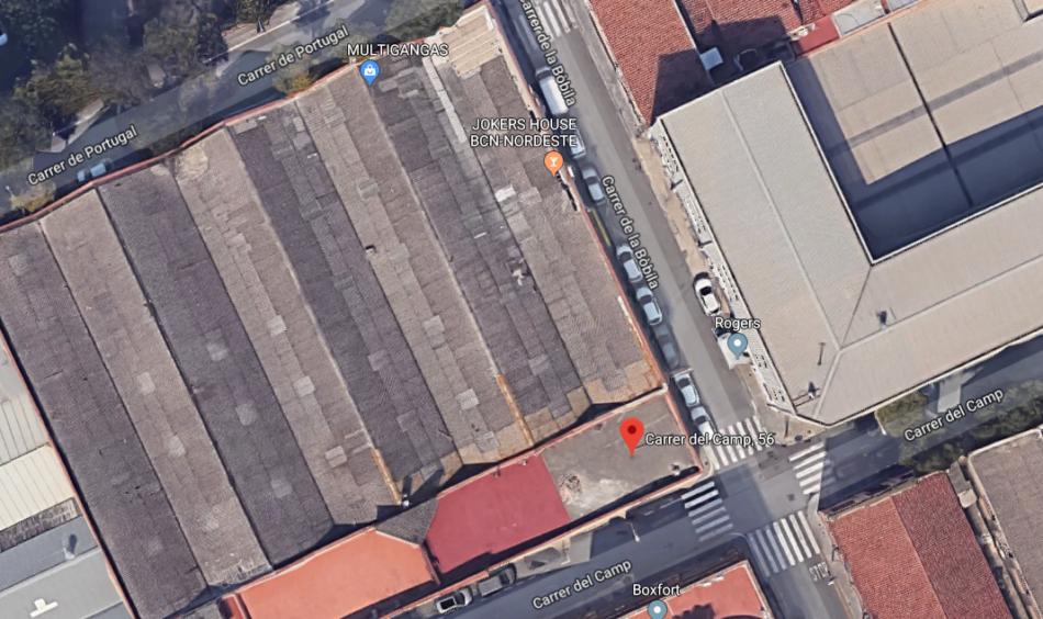Amianto en dependencias municipales de Cerdanyola donde hay 60 trabajadores y trabajadoras realizando sus faenas