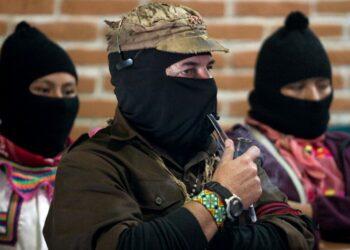 La prueba de fuego para el zapatismo chiapaneco