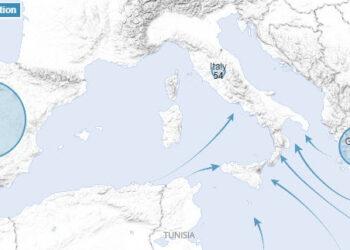 ACNUR manifiesta su consternación ante las noticias de muertes de refugiados y migrantes en el mar Mediterráneo