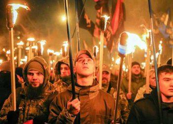 Advierten sobre peligro de concentración de extremistas en Ucrania