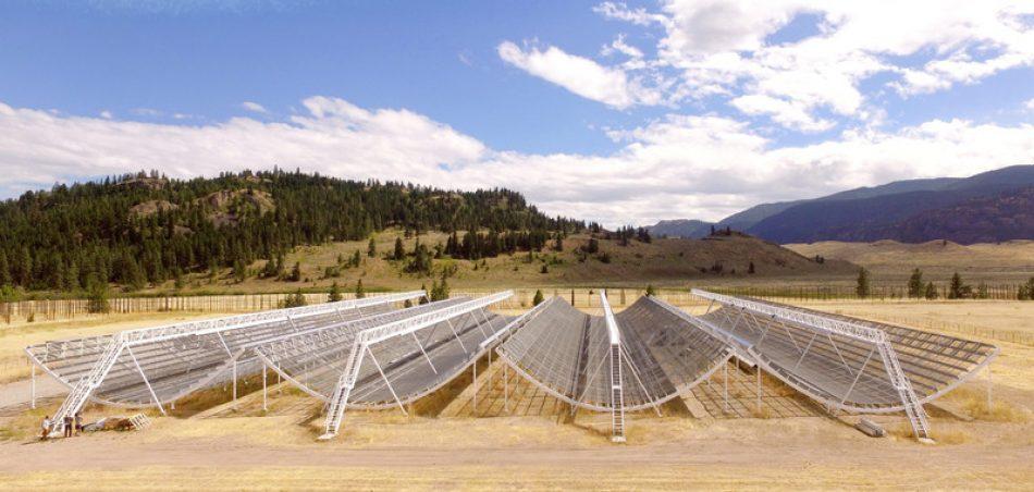 Una nueva señal de radio cósmica despierta las teorías alienígenas