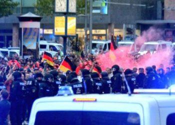 La extrema derecha llega al mundo académico alemán